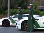 Dubai's police car fleet is full of supercars