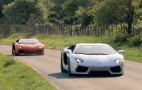 Lamborghini Aventador Hits The Italian Countryside: Video
