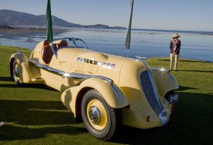 "Duesenberg ""Meteor"" Takes Pebble Beach"