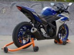 Dynamoto motorcycle stand