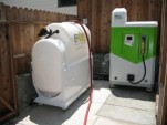 E-Fuel backyard MicroFueler