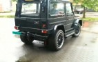 Toughest, Heaviest Electric Car Ever? Mercedes-Benz G-Wagen