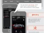 eBay Motors app infographic