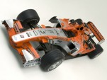 eBay watch: Your name on Spyker's F1 car