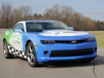How Do You Make A Chevy Camaro Muscle Car Green? Students Have 4 Years To Try