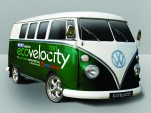 EcoVelocity's Volkswagen Camper Van