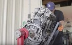 Peek inside Ed Pink Racing to see where Singer gets its engines