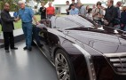 Jay Leno And Ed Welburn Discuss The 2011 Cadillac Ciel Concept: Video
