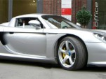 Edo Competition boosts the Porsche Carrera GT