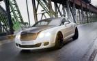 Bentley Continental GT goes under edo's knife