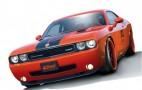 Eibach Dodge Challenger debuts at Essen Motor Show