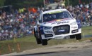EKS 2014 Audi S1 World Rallycross car