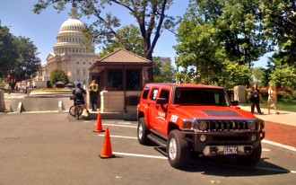 Electric HUMMER H3 In Washington: Any Impact?