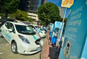 Most electric-car-friendly U.S. cities: new ranking puts Portland on top