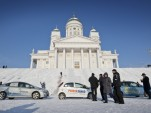Helsinki Electric Car Owners Test Cold-Weather Capabilities
