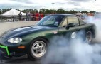 Electric Miata Smokes Tesla Model S P85: Video