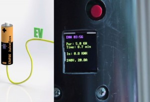 Kickstarter Project For Open-Source Level 2 Electric-Car Charging Station Reaches Goal