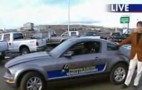 Electric Ford Mustangs Available from Plug-In Motors