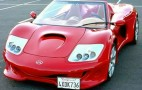 Electric powered L1X-75 sports car ready for sale