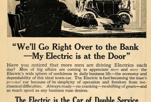 99 Years Later, Electric Car 'Sociability Run' Honored In DC