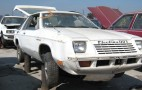 1981 Jet 007: Retro Chrysler-Based Electric Car On eBay