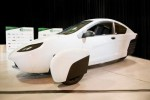 Golly, Elio Motors has built ... a car! One test car, in fact