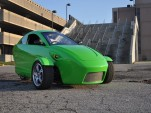 80-MPG Elio Three-Wheeled Car To Be Built At Former GM Truck Plant?