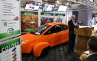 Elio Motors: First-Ever Auto-Show Press Event In NYC Touts '84-MPG' Three-Wheel Car