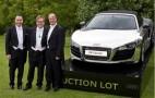 Audi And Elton John Raise $988,000 With Two Chrome R8 Spyders