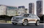 Volkswagen Unveils Plug-in Hybrid SUV Concept: 2011 Tokyo Motor Show