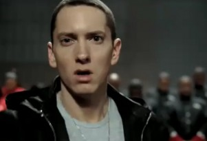 Eminem in Chrysler's Super Bowl XLV ad