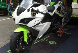 Energica Ego: Test Ride Of New Electric Superbike
