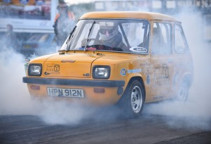 Enfield 8000 sets a new EV speed record