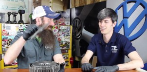 Engineering Explained and the Humble Mechanic explain Volkswagen's DSG