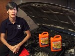 Engineering Explained changes a car's coolant