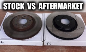 Engineering Explained examines performance brake rotors