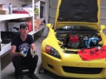 Engineering Explained is fixing a common problem with the Honda S2000