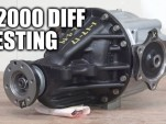 Engineering Explained is testing their newly installed Honda S2000 rear differential