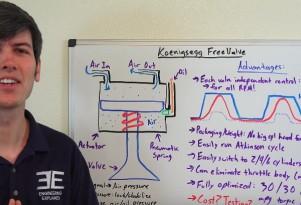 Engineering Explained tackles the Koenigsegg FreeValve engine