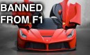 Engineering Explained talks about the banned F1 tech used by the LaFerrari