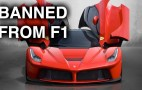 How Ferrari's banned F1 technology works on the LaFerrari engine