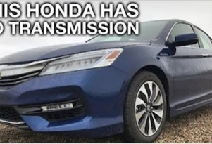 Engineering Explained talks about the Honda Accord Hybrid