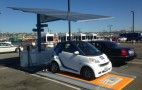 Self-Contained Solar Carport With Battery: Electric-Car Charging For The Future?