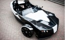 Epic EV TORQ Roadster electric car (Image: Epic EV)