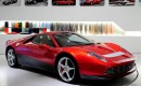 Eric Clapton's custom Ferrari SP12 EC