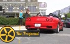 Forget a Stingray For Your Girlfriend, Propose And Get Yourself A Ferrari: Video