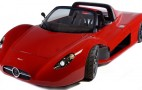 Ermini Seiottosei Sports Car Debuts At 2014 Geneva Motor Show