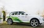 Siemens Presents eRuf Stormster Electric Porsche Cayenne
