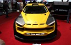Sbarro Sparta Concept: Hybrid Rally Racer Makes Geneva Debut