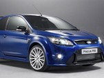 Euro-spec 2009 Ford Focus RS